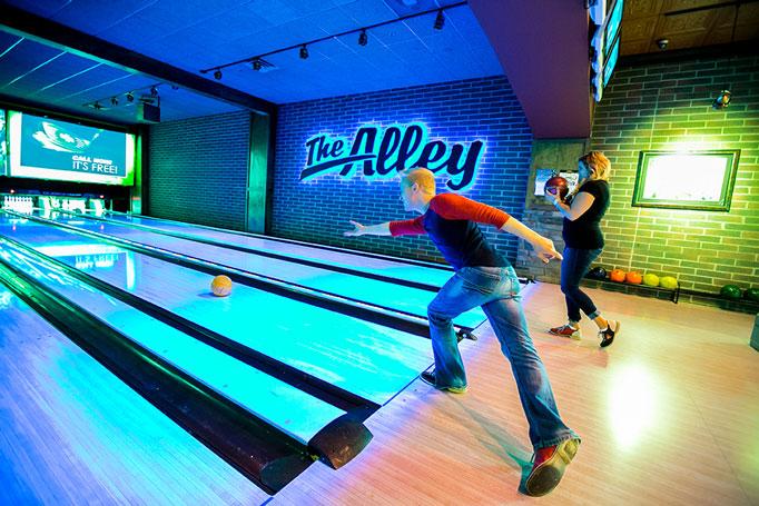 Bowling 4 Lane