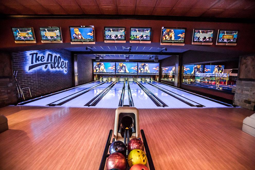 Bowling 6 Lane 3