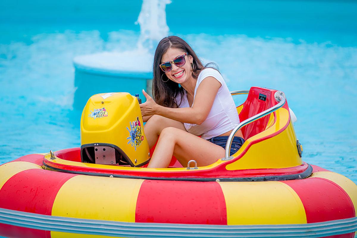 Bumper Boats 4