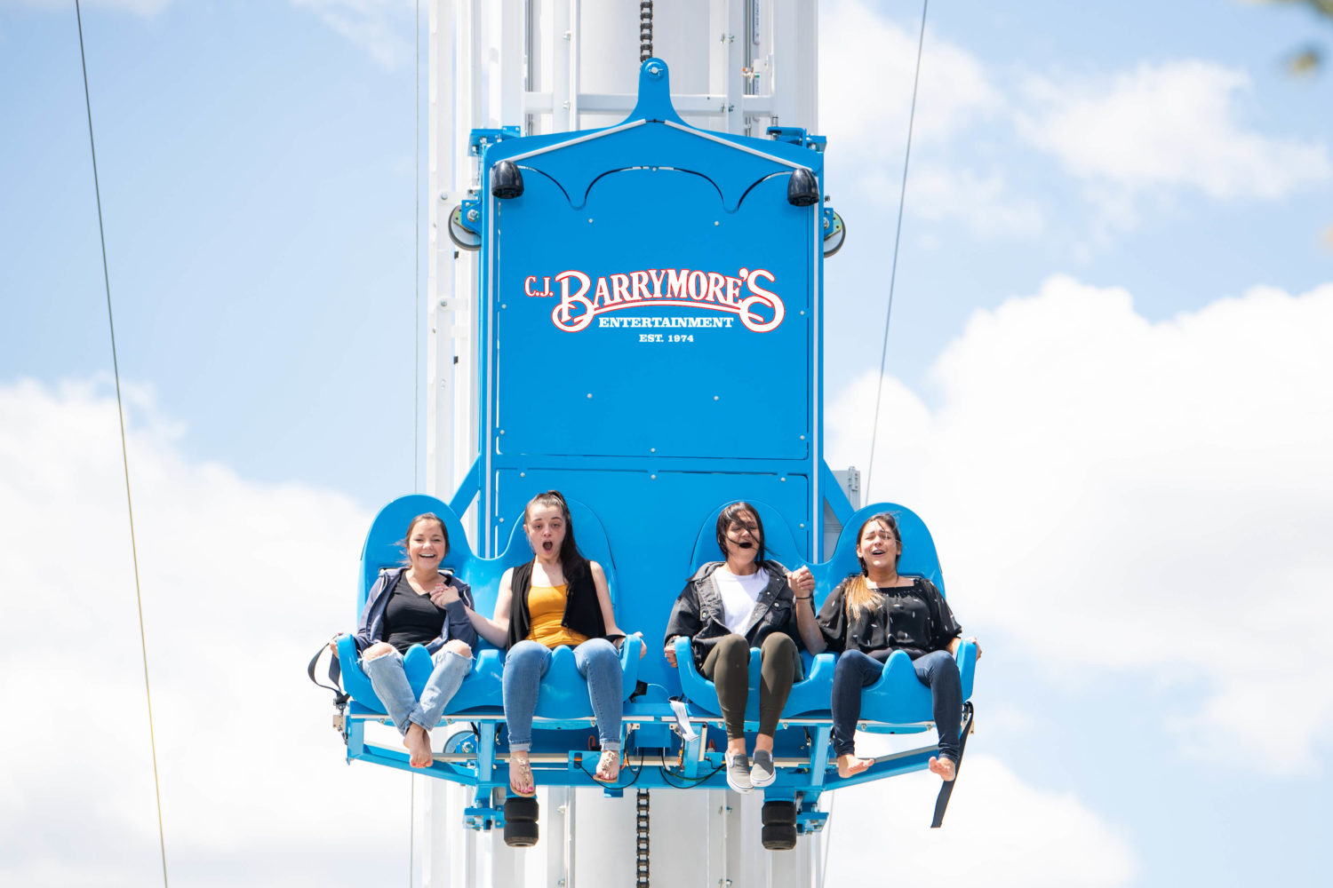 Drop Tower 1