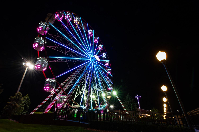 Ferris Wheel Night 4